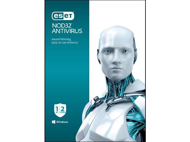 ESET NOD32 Antivirus 2015 - 1 PC / 2 Years $15AC@Newegg