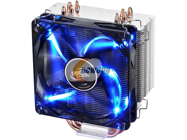 DEEPCOOL GAMMAXX 400 CPU Cooler Blue LED $15AR@Newegg