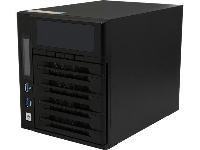 Thecus W4000 4-bay NAS Server $200AC@Newegg