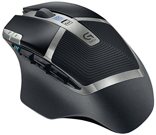 Logitech G602 Wireless Gaming Mouse $40 @Amazon
