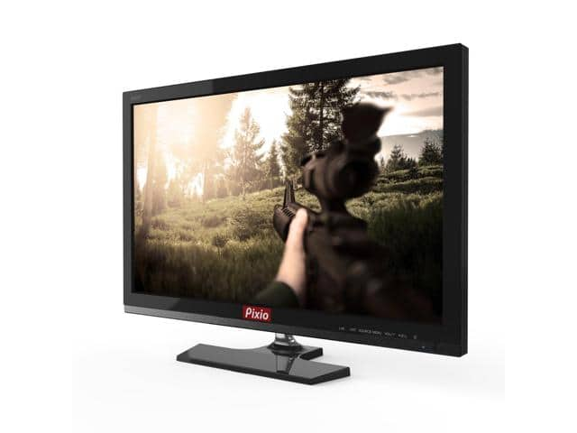 Pixio PX277 27-In 2560x1440 144Hz AMD FreeSync IPS Technology WQHD Gaming Monitor $349@NF