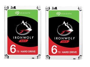 "3TB Seagate Ironwolf NAS HDD $93AC 6TB $370/2; 4TB Toshiba X300 3.5"" 7200 RPM Internal Hard Drive Retail Kit $120AC"