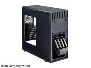 Rosewill HIMARS ATX Mid Tower Case w/ Front Hot-Swap HDD Cage $30AR