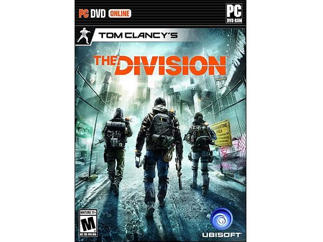 Tom Clancy's the Division or Rainbow Six Siege $12AC Assassin's Creed Syndicate also
