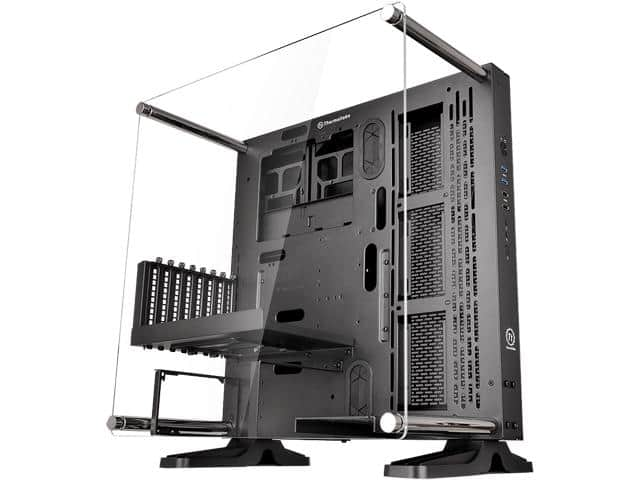 Thermaltake Core P3 ATX Open Frame LCS Panoramic Case $75AR (65 w/MPCO)