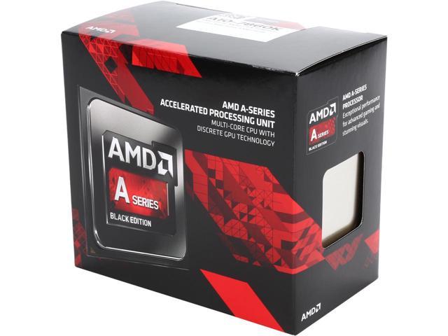 AMD A10-7860K w/ AMD Quiet Cooler Quad-Core Socket FM2+ APU $83AC