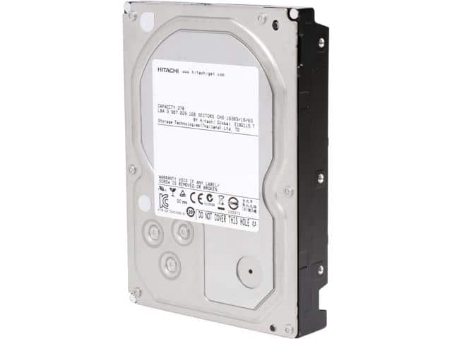 "HGST 2TB Ultrastar 7K3000 ""Enterprise"" Hard Drive HUA723020ALA641 *RFB* $37"