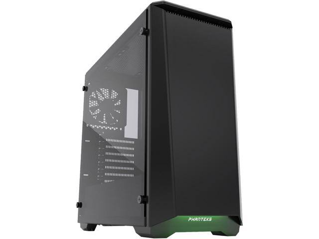 Phanteks Eclipse P400 PH-EC416PTG_BK Satin Black Tempered Glass/Steel ATX Mid Tower $60AR