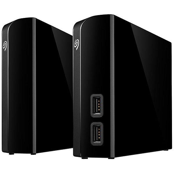 2-pk 6TB Seagate Backup Plus Hub External Hard Drive $240
