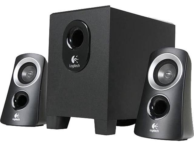 Logitech Z313 2.1 Speaker System *RFB* $20