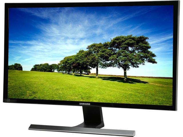 Samsung U28E590D 28-Inch UHD 4K 1ms Monitor $300
