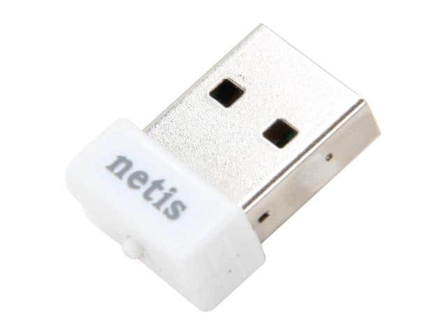 NETIS WF2120 150Mbps Wireless N NANO USB Adapter Free and $5 Rebate