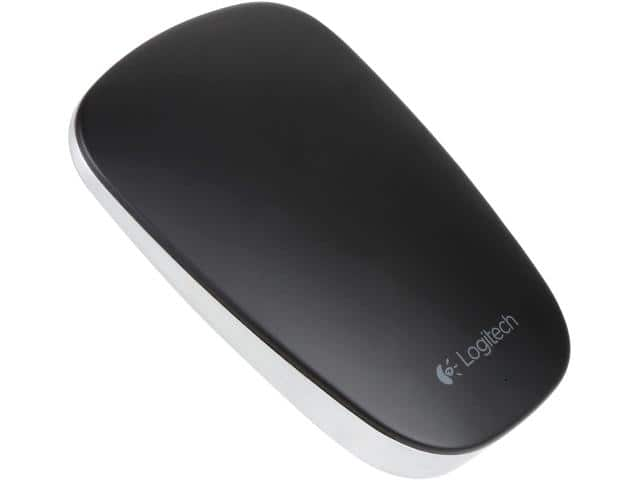 Logitech T630 Bluetooth Wireless Optical Ultrathin Touch Mouse 910-003825 *RFB* $18@NF