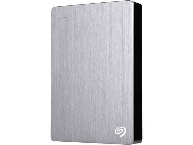5TB Seagate Backup Plus Portable Hard Drives - External USB 3.0 Model STDR5000101 Silver $125AC
