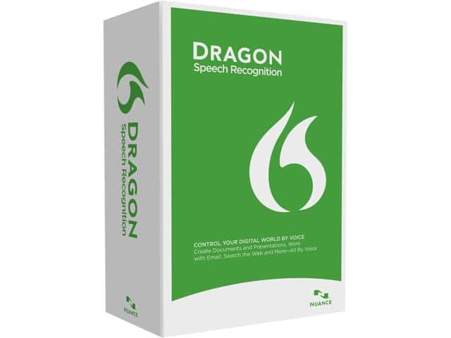 Dragon NaturallySpeaking Home 13 - OEM (Includes Headset) (+