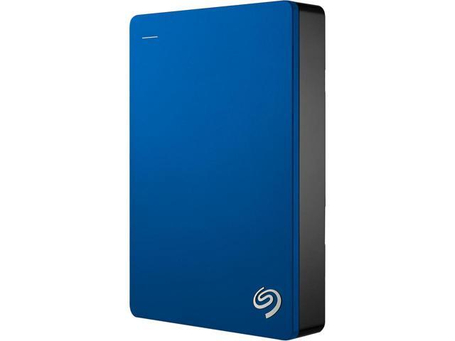 Seagate Backup Plus 5TB Portable External Model STDR5000102 Blue $125AC