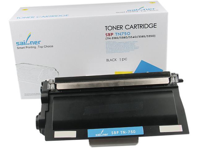 Sailner Compatible SBP-TN-750 Toner Cartridge (Brother TN-750 replacement) $1AR wFS