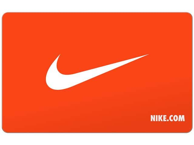 Nike $50 Gift Card (Digital Delivery) + $10 Nike GC  $50