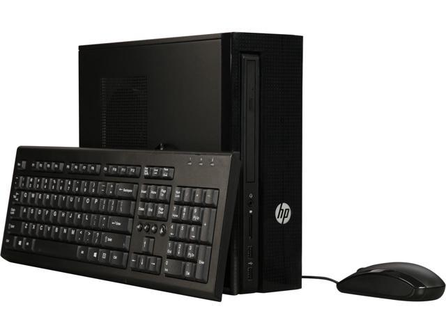 HP Slimline 260-p026 Slim Desktop I3-6100T *RFB* + (Krazilla BT Speaker) $245AR@NF