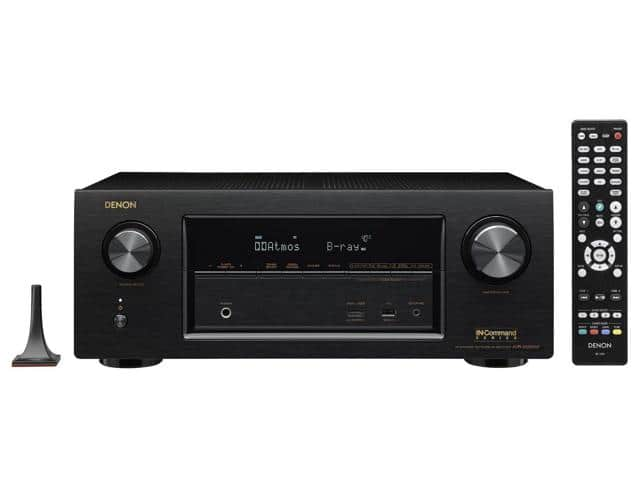 Denon AVR-X2300W 7.2-Channel 4K Receiver (+ $150 Newegg GC) $499@NF