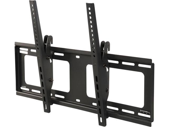 """Rosewill RHTB-17004 37"""" to 90"""" Anti-theft Heavy-duty Tilting HDTV Mount $20AC"""