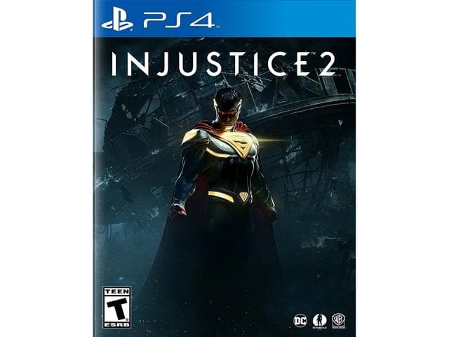 Injustice 2 PS4/XBox One $30AC