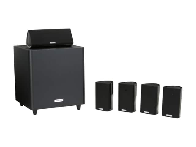 Polk Audio RM705 5.1 Home Theater System $99AR