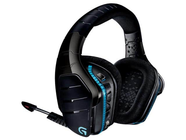Logitech G933 Artemis Spectrum RGB 7.1 Surround Sound Wireless Gaming Headset *RFB* $80AC