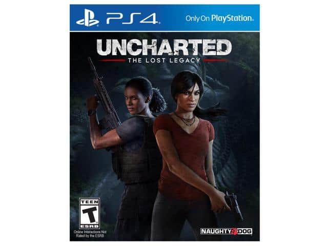 Uncharted: The Lost Legacy (PS4) $30AC