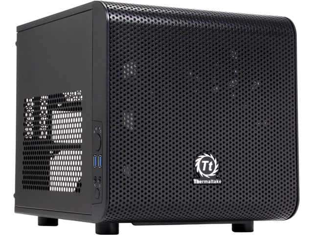 Thermaltake Core V1 Extreme Mini ITX Cube Chassis $32AR