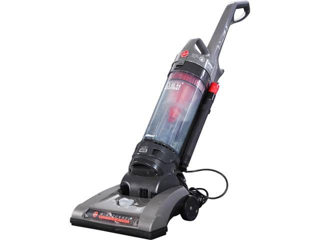 Hoover WindTunnel 2 High Capacity Bagless Upright Vacuum Cleaner, UH70805 *RFB* UH70805RM (+10GC)  $45