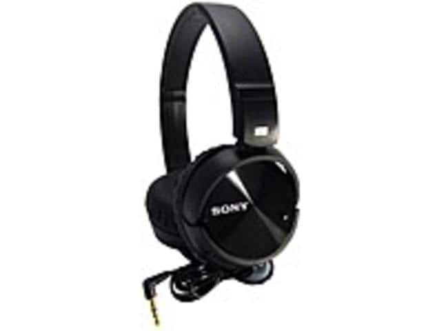 Sony ZX Series MDR-ZX110NC Basic Noise Cancelling Headphones *RFB* $20