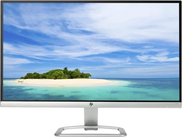 "25"" HP 25ER Frameless FHD IPS LED Monitor $135AC"