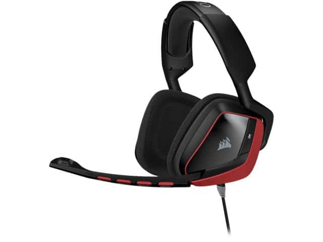 CORSAIR - VOID Surround Hybrid Wired Stereo Dolby 7.1 Gaming Headset $40AR