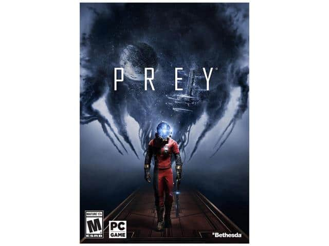 Prey PC/PS4/XBox One $18AC; Ride 2 18AC; Fallout 4 or Injustice 2 $36AC; Tekken 7 $30AC
