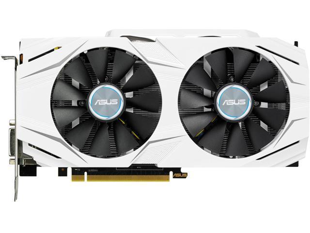 ASUS GeForce GTX 1070 DUAL-GTX1070-O8G 8GB Video Card (AC Origins game code) $390AC