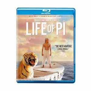 $4 BluRay Movies: Life of Pi, Air Force One, Baby Mama, Robocop, Les Miserables, the Twilight Saga: New Moon and more...