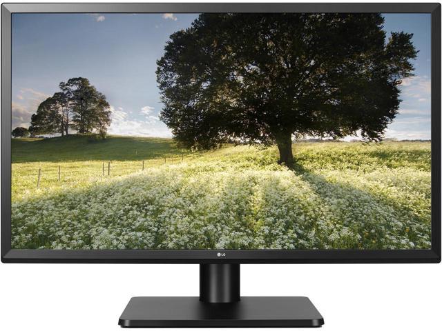 LG 27UD58P-B IPS 4K UHD Free-Sync Gaming Monitor $300AC