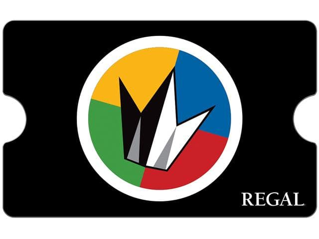 $25 Regal Entertainment Group Gift Card (Email Delivery) $20