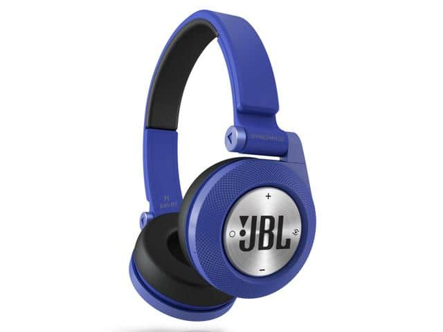 JBL Synchros E40BT Bluetooth Headphones $45