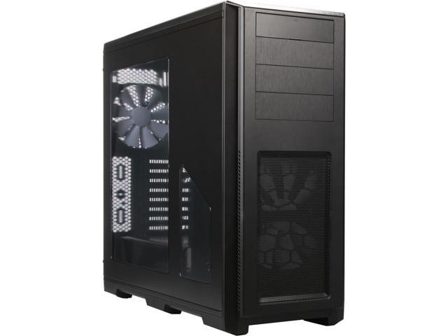 Phanteks Enthoo Pro Series Black Steel / Plastic Windowed ATX Full Tower Case $80AR
