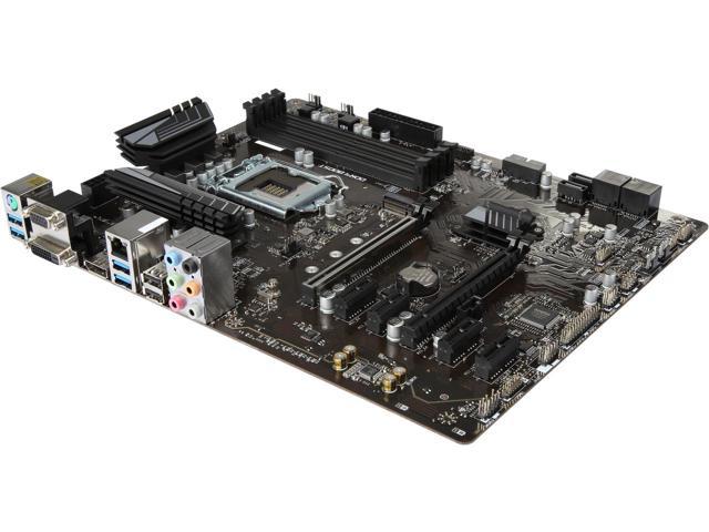 MSI Z370-A PRO LGA1151 Z370 Motherboard $90AR