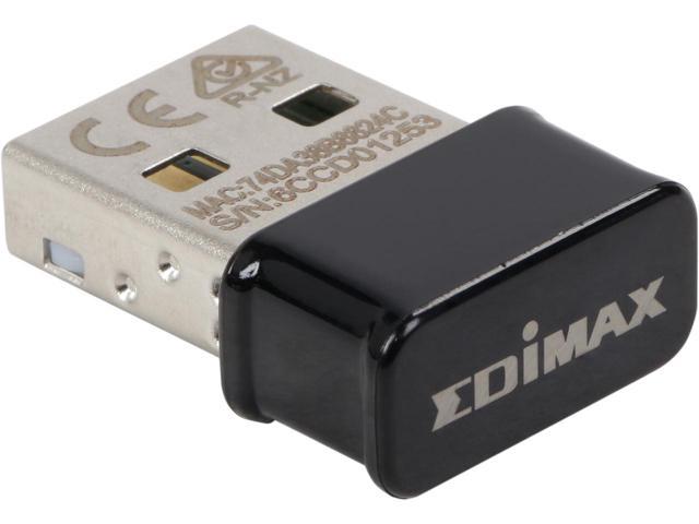 Edimax AC1200 Wi-Fi USB Adapter with MU-MIMO $15AC