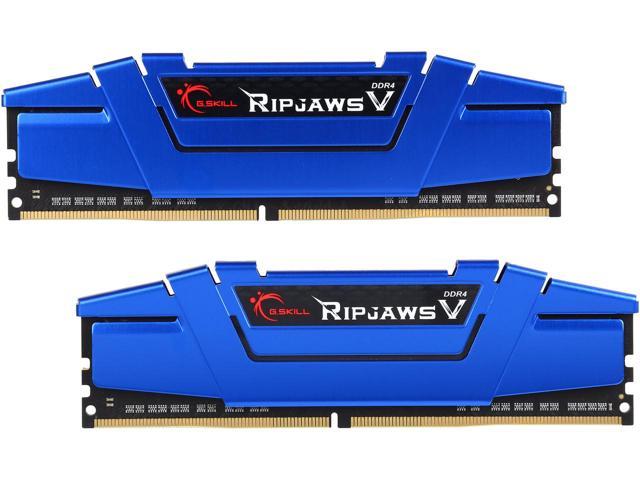 G.SKILL Ripjaws V Series 16GB (2x 8 ) DDR4 2400 Desktop RAM $140AC