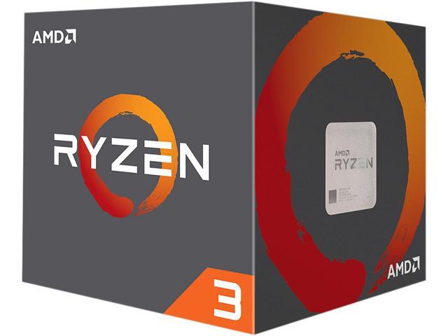 AMD Ryzen 3 1200 CPU $100AC