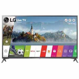 LG 43UJ6300 43-Inch 4K UHD Smart LED TV with HDR $299 (w/emailed code 10/26)