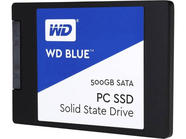 "500GB WD Blue 2.5"" Internal SSD $140AC"
