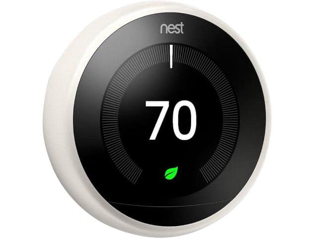 Nest Learning Thermostat 3rd Gen (+ $20GC)  $210