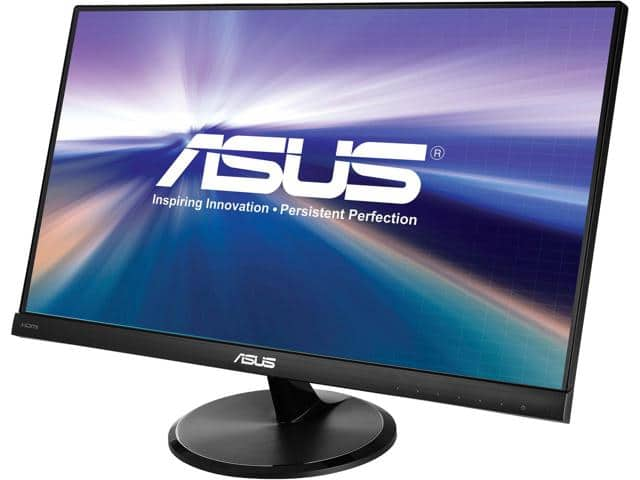 "23"" Asus VC239H Slim Bezel FHD 5ms IPS Panel LED Monitor $90AR"