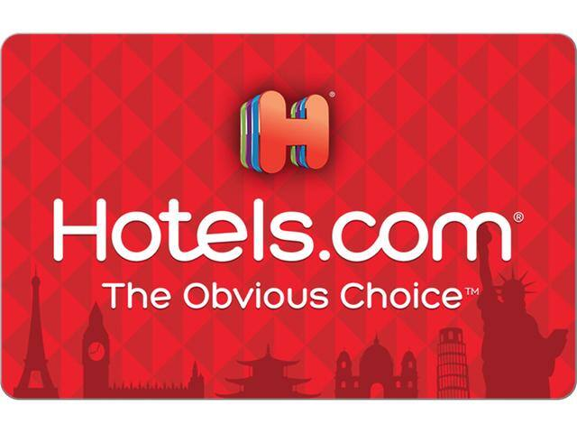 Hotels.com $100 Gift Card (Email Delivery) $90